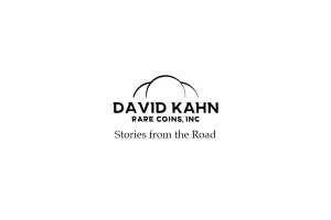Welcome to the Brand New David Kahn Rare Coins - 2021