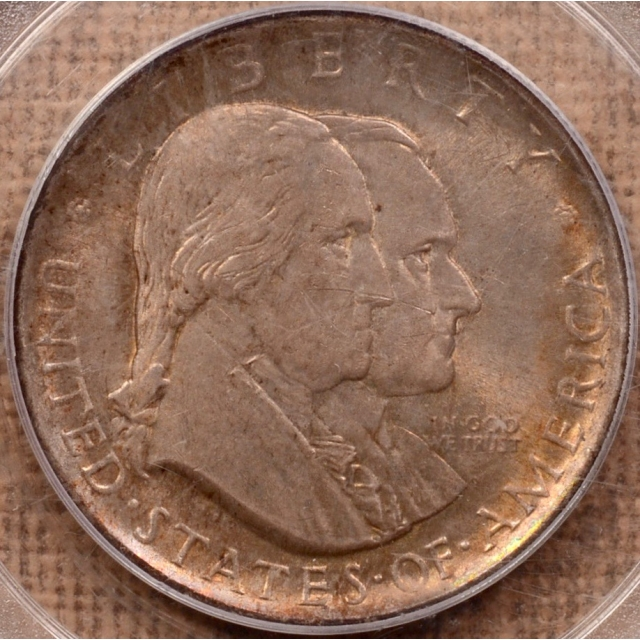 1926 Sesquicentennial Silver Commemorative PCGS MS62 OGH