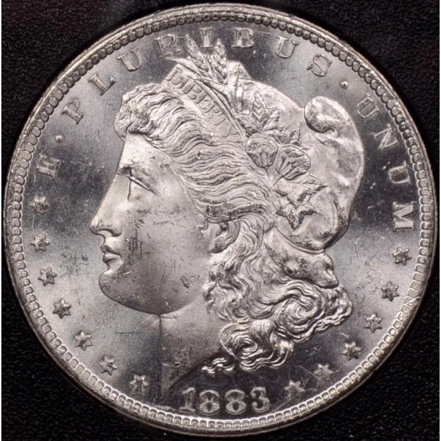 1883-CC GSA Morgan Dollar NGC MS64, I grade 65 PL