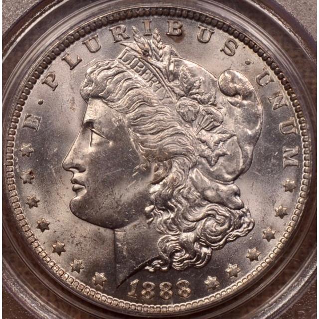 1888-O Morgan Dollar PCGS MS63 OGH