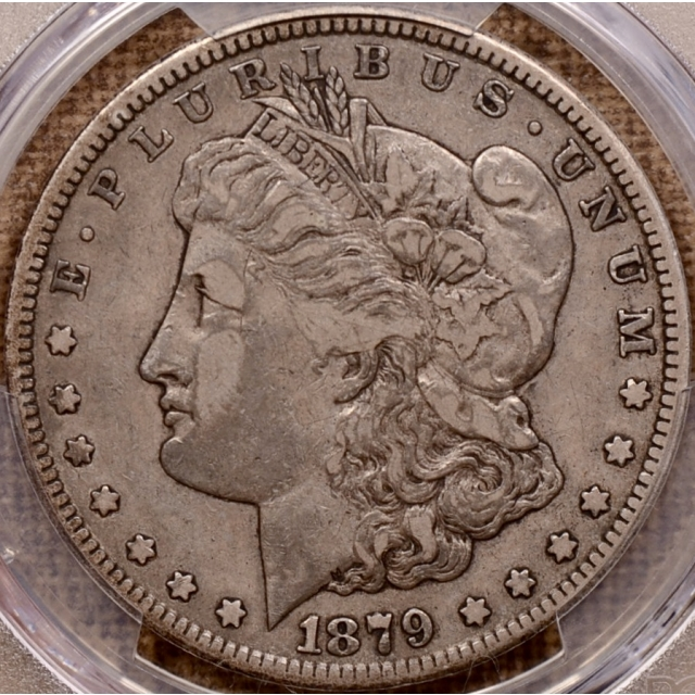1879-CC Morgan Dollar PCGS VF25