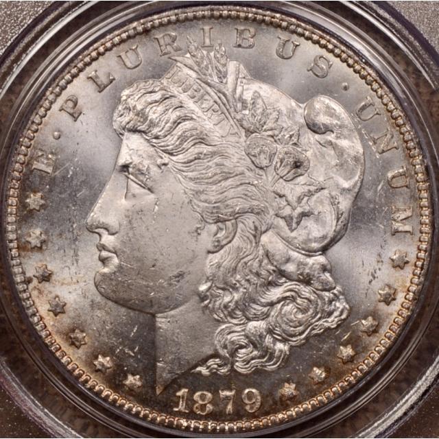 1879-S V.39 Reverse of 1878 Morgan Dollar PCGS MS63