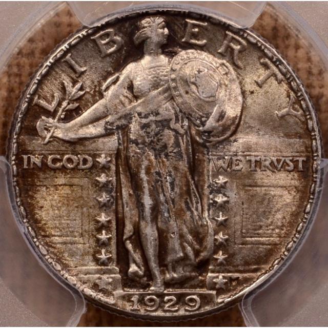 1929 Standing Liberty Quarter PCGS MS62 FH