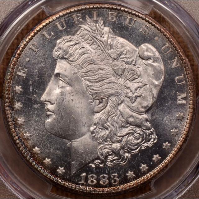 1883-CC Morgan Dollar PCGS MS64PL (CAC)