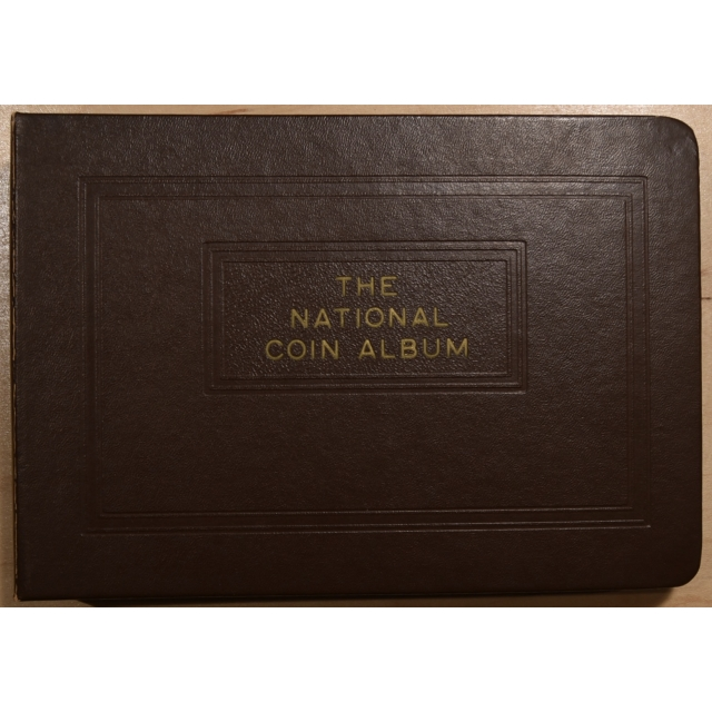 National Coin Album for Mint or Proof Sets