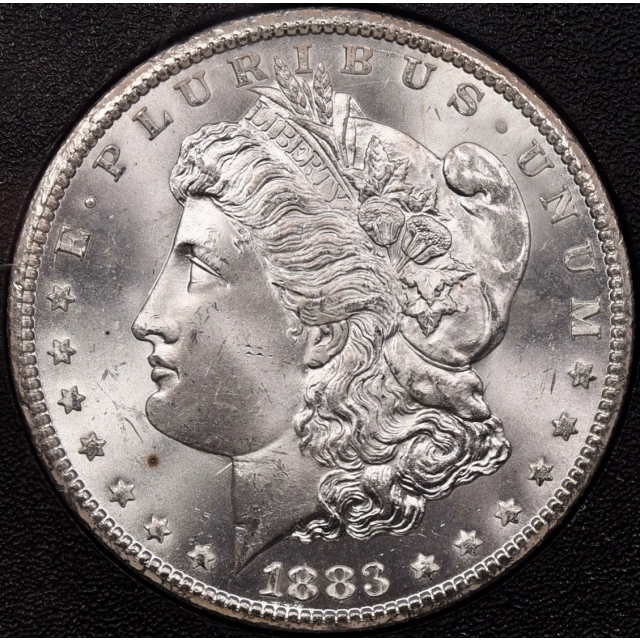 1883-CC GSA Morgan Dollar NGC MS65