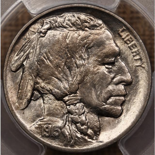 1915 Buffalo Nickel PCGS MS65 CAC