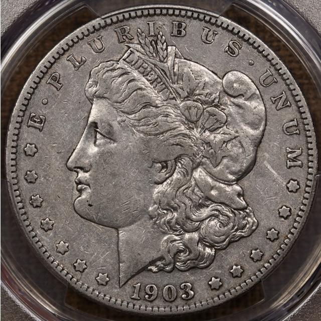 1903-S Morgan Dollar PCGS VF30