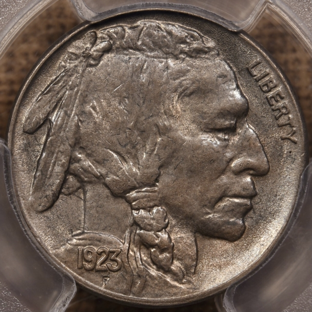 1923-S Buffalo Nickel PCGS MS63 CAC