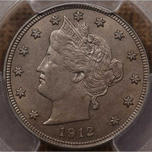 1912-D Liberty Nickel PCGS AU58 CAC