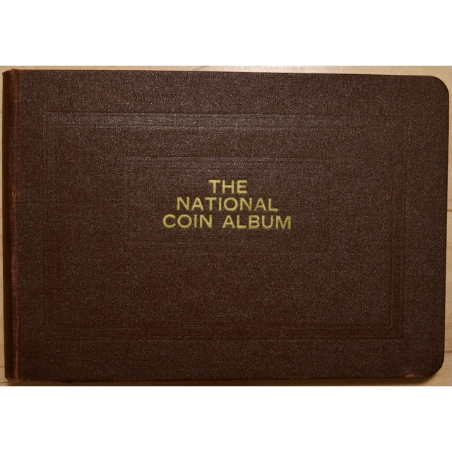 The National Coin Album, Complete Boards for Shield and Liberty Nickels