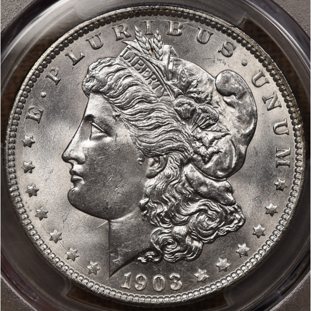 1903-O Morgan Dollar PCGS MS63