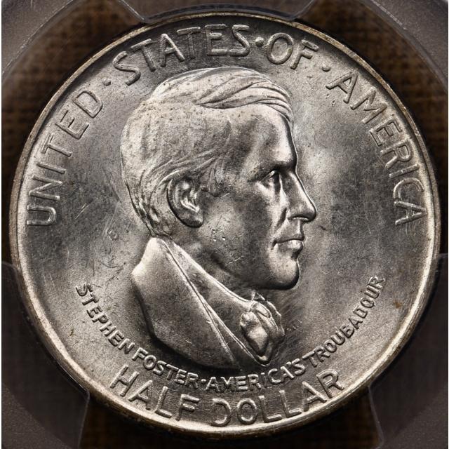 1936-D Cincinnati Silver Commemorative PCGS MS65 CAC