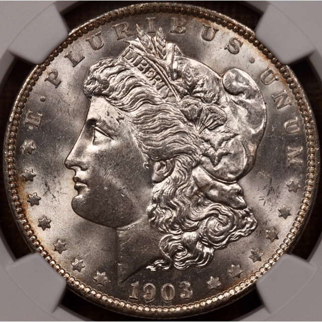 1903-O Morgan Dollar NGC MS64