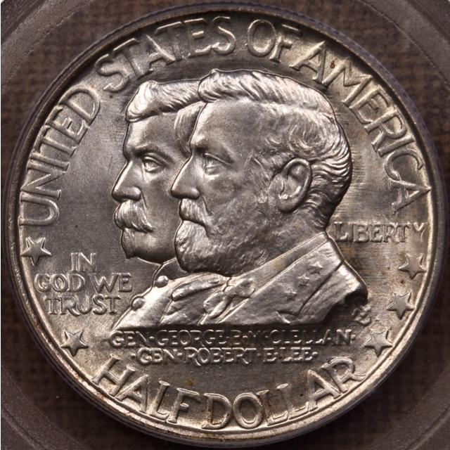 1937 Antietam Silver Commemorative PCGS MS63 GOLD CAC