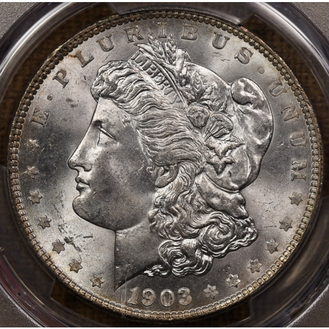 1903-O Morgan Dollar PCGS MS64+ CAC