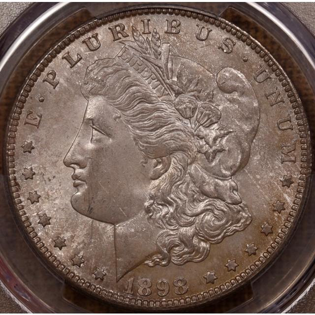 1898-O Morgan Dollar PCGS MS65