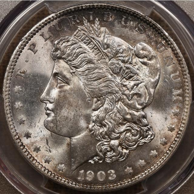 1903-O Morgan Dollar PCGS MS64 CAC
