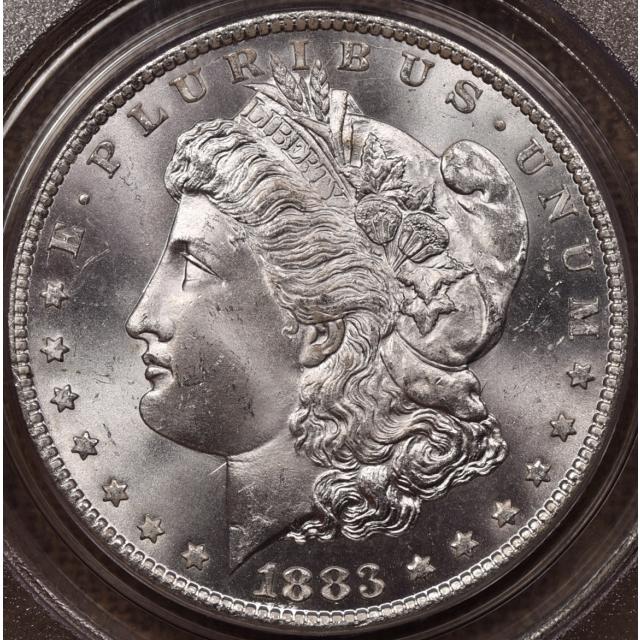 1883-CC Morgan Dollar PCGS MS65 CAC OGH...PQ too!