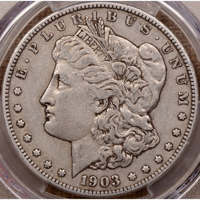 1903-S Morgan Dollar PCGS VF35