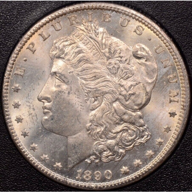 1890-CC GSA Morgan Dollar NGC MS63