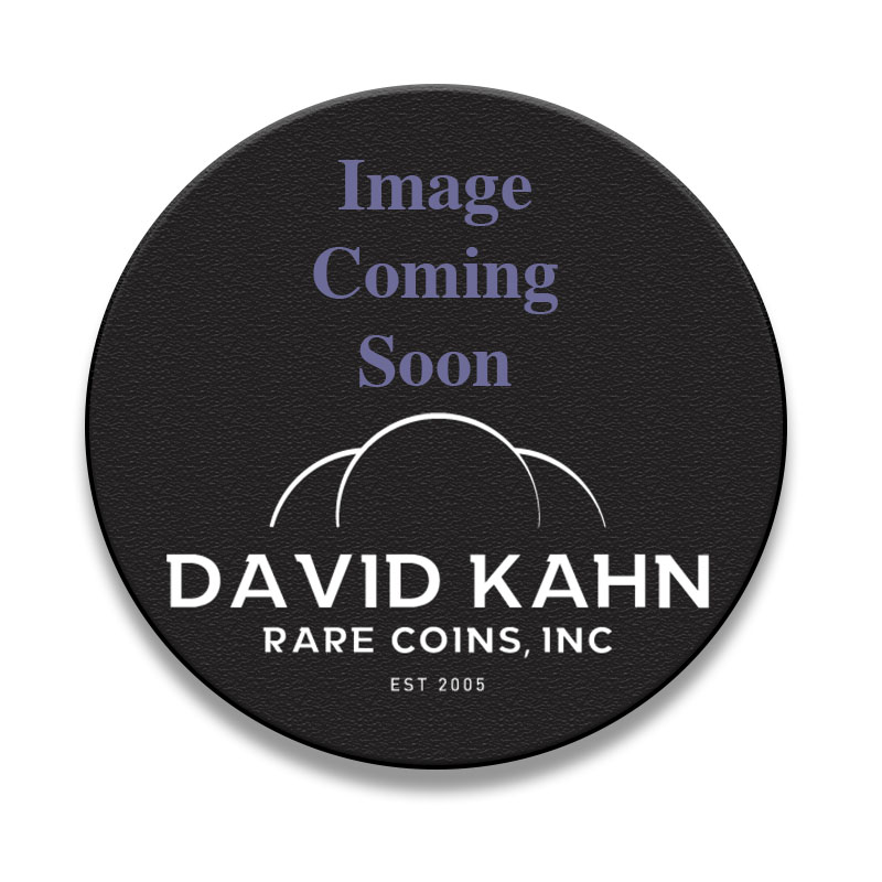david kahn rare coins